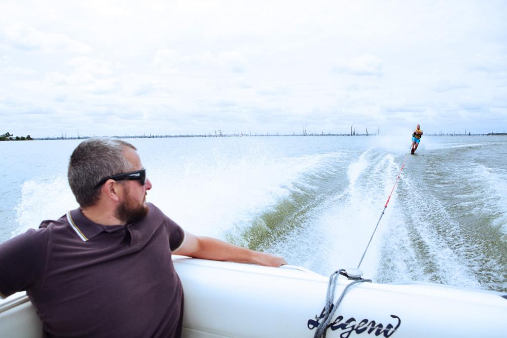 Lake Mulwala Boating
