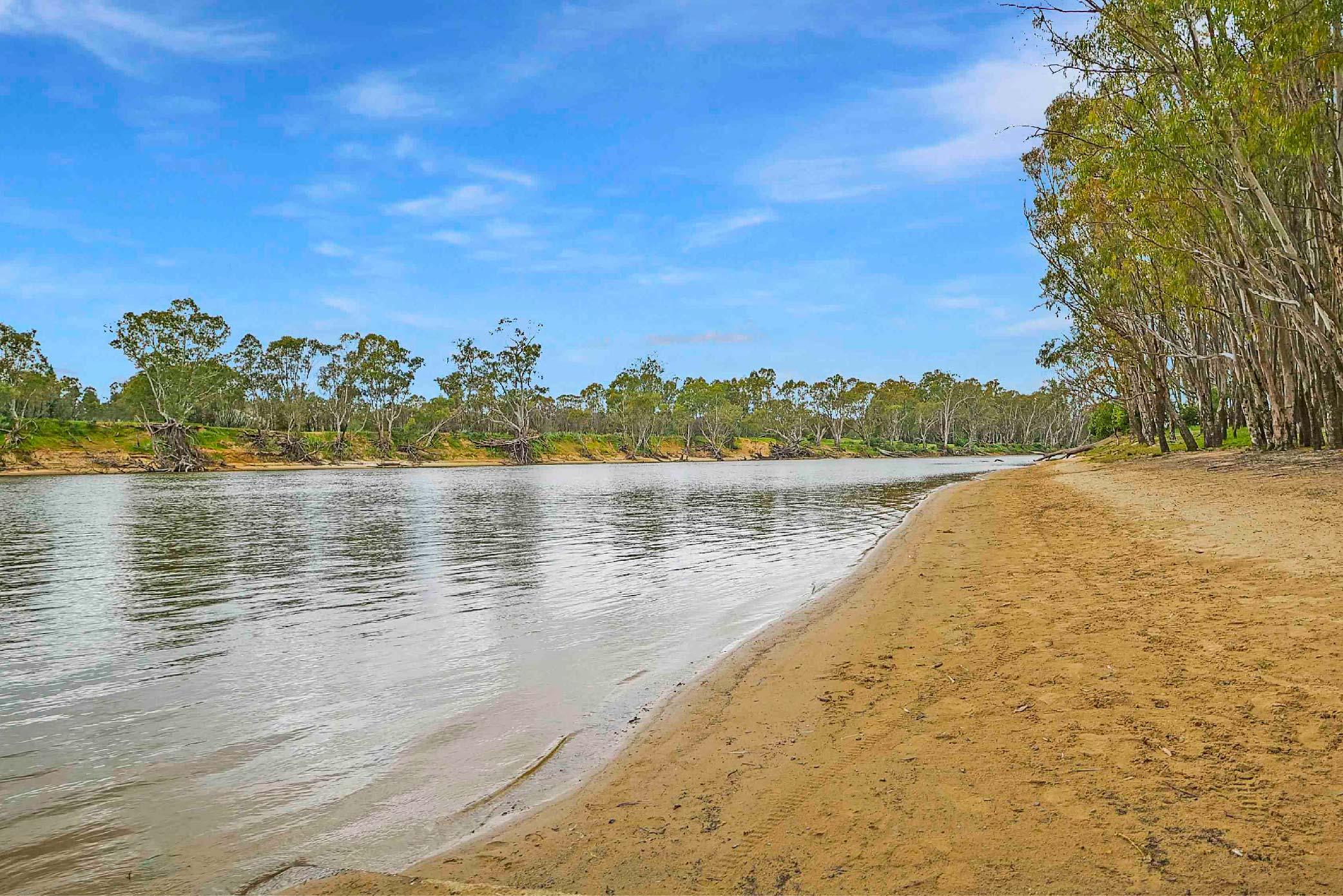 Glanmire Park Lake Mulwala